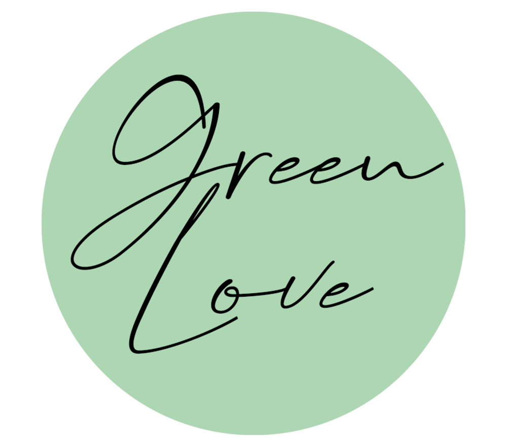 green love wedding
